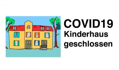 Einstellung des Regelbetriebs / erweiterte Notbetreuung im Kinderhaus